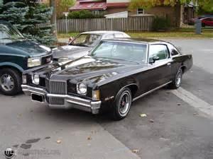 71 Pontiac Grand Prix 71 Pontiac Grand Prix Sj Coupe Family Friends My