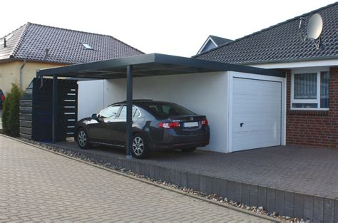 aus carport garage machen carport aus stahl myport