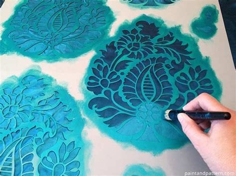fabric pattern stencils ideas 17 best images about stencil on pinterest printable