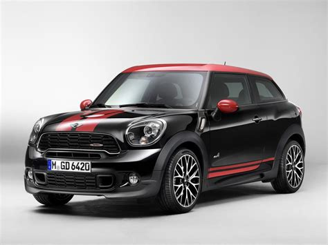 Mini Cooper Works by Mini Cooper Works Paceman News Automoto It