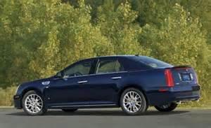 2008 Sts Cadillac Car And Driver