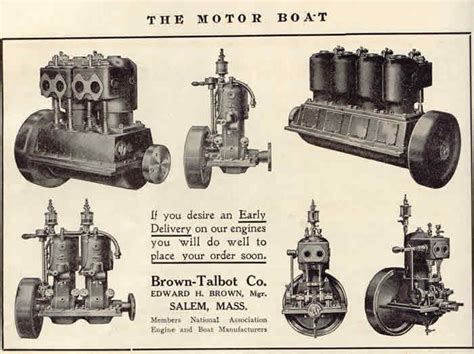 motorboat history history of chrysler boat motors 171 all boats