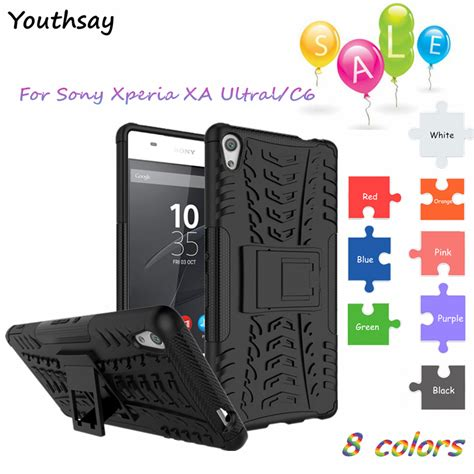Sony Xperia C6 Casing Glitz Cover Kasing youthsay for cover sony xperia xa ultra for sony xperia xa ultra silicone armor cover