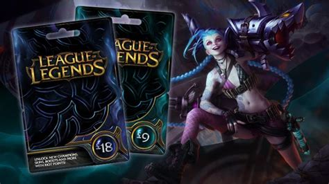 League Of Legend Gift Card - introducing new eu prepaid cards league of legends