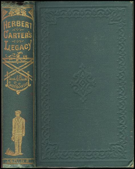 herbert s legacy books the horatio alger society
