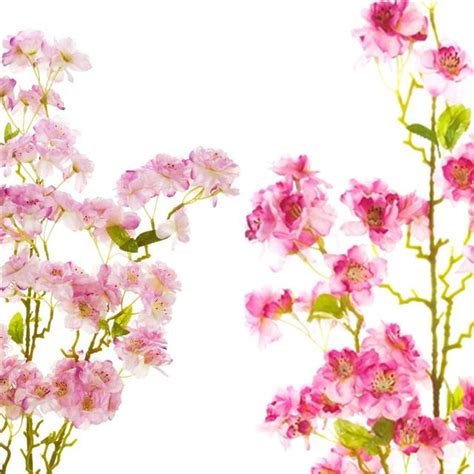 artificial cherry blossom branch artificial cherry blossom tree branch pink decorative
