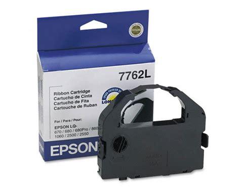 epson lq 680pro ribbon cartridge 3 000 000 characters
