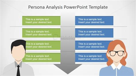 6958 01 Persona Analysis Powerpoint 8 Slidemodel Persona Template Powerpoint
