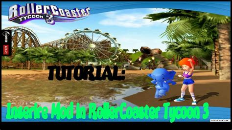 come mettere le mod in game dev tycoon tutorial inserire mod in rollercoaster tycoon 3 youtube