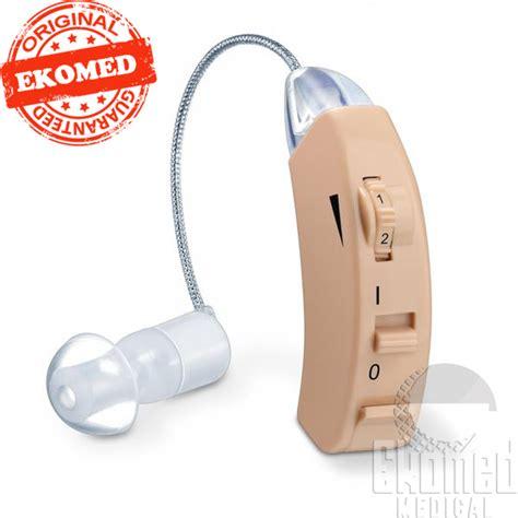 Alat Bantu Dengar Beurer beurer ha 50 alat bantu dengar hearing aid ekomed