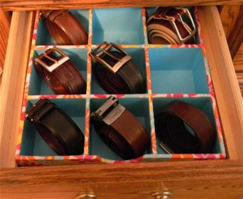 Belt Drawer by Tip Store It With Shelving The Container Store