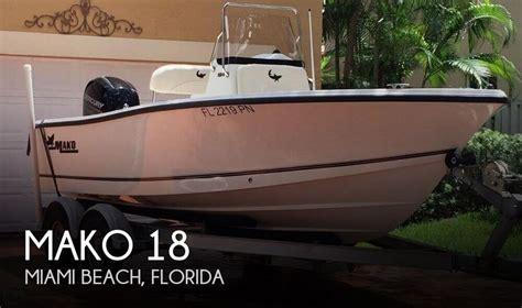mako used boats for sale florida mako boats for sale in florida used mako boats for sale
