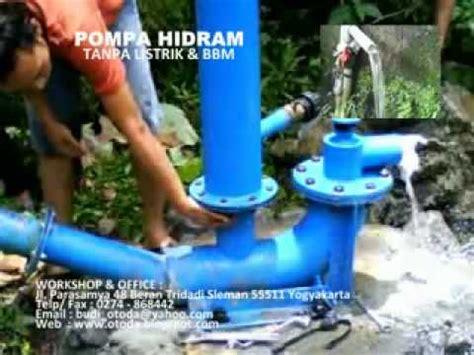 Pompa Hidram Otoda cp 08562944387 0274 7004804 pompa hidram pompa hydram