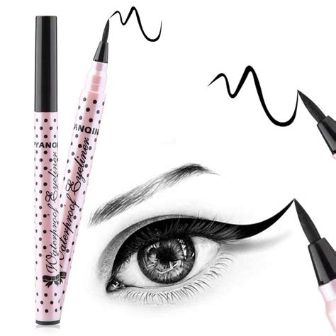 Eyeliner Pencil Pixy Waterproof waterproof black eyeliner liquid eye liner pencil pen