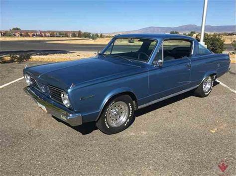 66 plymouth barracuda 1966 plymouth barracuda for sale on classiccars