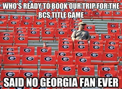 Georgia Bulldog Memes - the best georgia memes heading into the 2015 season