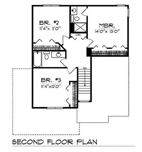functional floor plans functional two story home plan 89399ah 1st floor