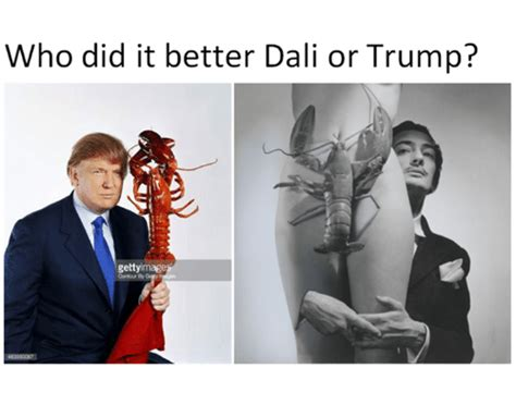 Who Did It Better 2 by Who Did It Better Dali Or Getty Image Getty
