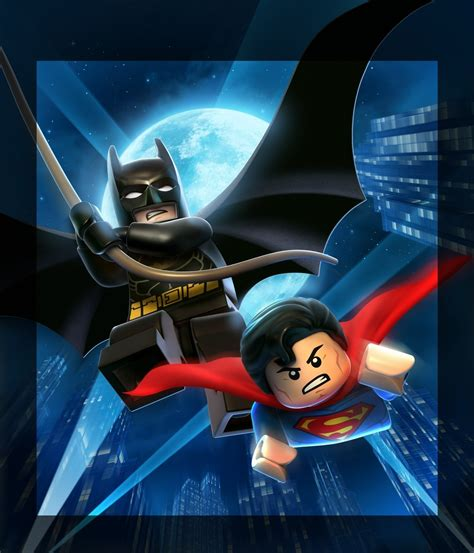 wallpaper batman lego 2 superphillip central lego batman 2 dc super heroes ps3