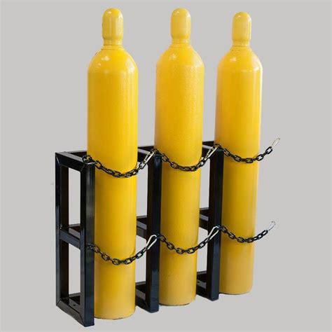 Gas Cylinder Storage Racks by 1d3w L Gas Cylinder Storage Rack Certified Sales