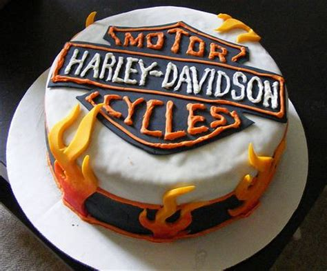 Harley Davidson Cake Decorations by Quot I M A Classic Quot Bd On 60th Birthday