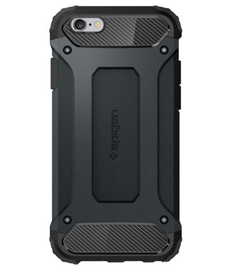 Spigen Tough Armor Apple Iphone 6s 6 Chagne Gold spigen iphone 6s 6 back tough armor tech metal slate