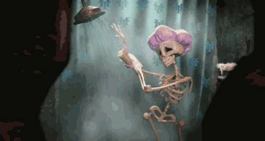 Shower Gif by 1000 Images About Fall On Happy