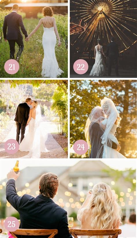 Must Wedding Photos by 110 Must Wedding Photos The Dating Divas