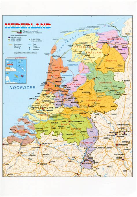 the netherlands map map of the netherlands remembering letters and postcards
