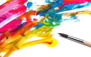 Wallpaper Or Paint Paint And Brush