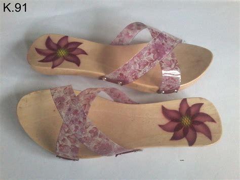 Tas Kelom Dan Kelom sandal wanita sandal kelom modern