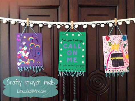 prayer crafts for crafty prayer mats littlelifeofmine