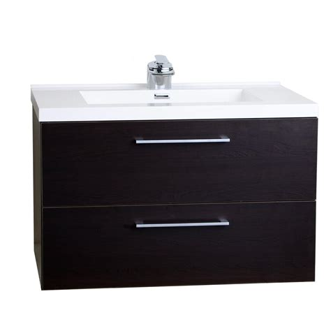 wall mount vanity wall mount bathroom vanity 35 5 quot wall mount
