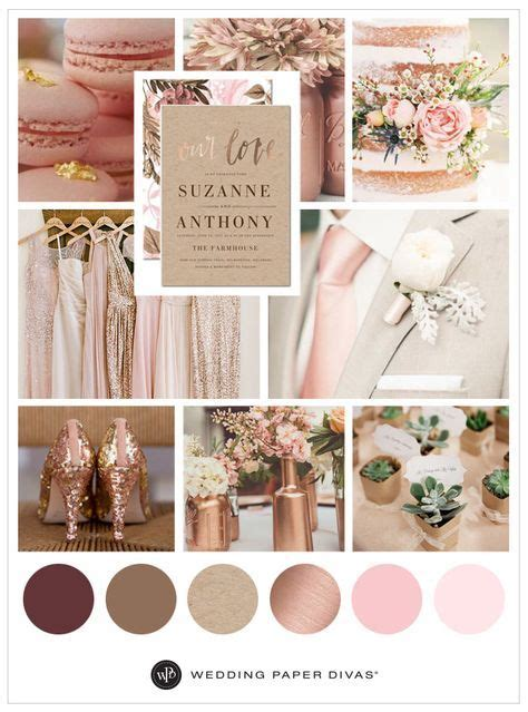 25 best ideas about pink color schemes on pinterest best 25 may wedding colors ideas on pinterest wedding