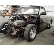 Chevy S10 Pro Street LQ4 TH350  Yates EFI