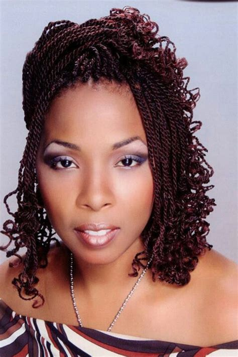 kinky twist hairstyles for black women kinky twists medium hair styles long hair styles twist