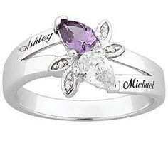 1000 images about birthstone ring on products