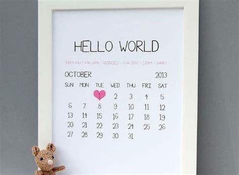 Calendario Bebe Calendario Beb 233 Algo Para Celebrar