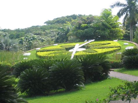 National Botanical Gardens Parking National Botanical Garden Santo Domingo