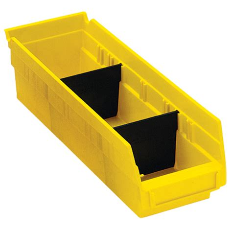 Plastic Shelf Bins by Plastic Shelf Bin Dividers