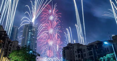 new year in dubai dubai new year 2018 packages tour from india holidays