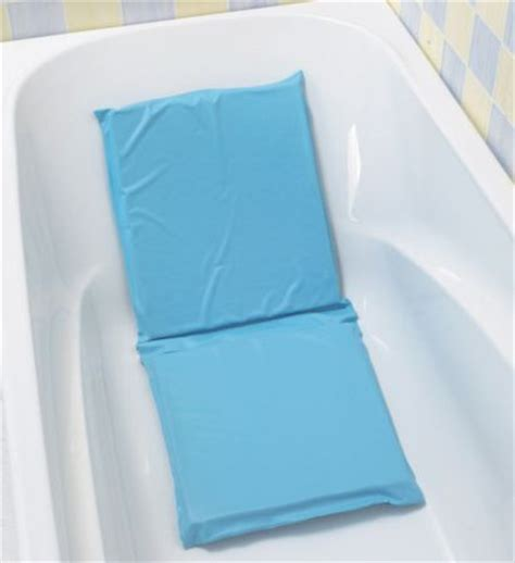 Bath Cusion bath cushion and backrest soft non slip waterproof