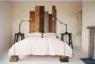 Wood Plank Headboard Pin By Huber On Dear Make
