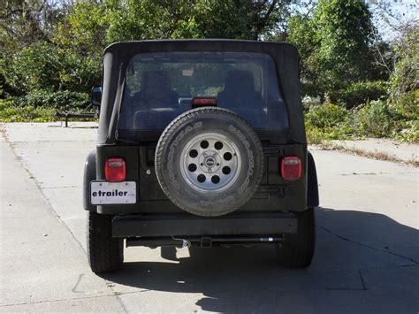 2000 Jeep Wrangler Trailer Hitch 2000 Jeep Wrangler Trailer Hitch Curt