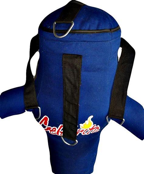 celebrita mma judo grappling dummy hanging punch bag with