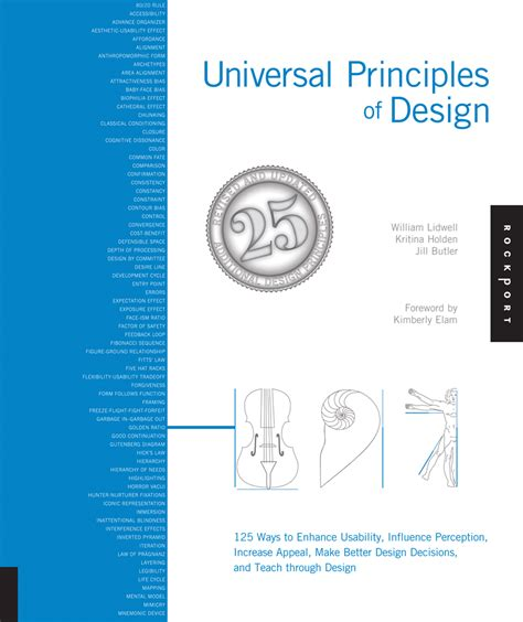 universal design principles and models books universal principles of design revised and updated