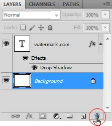 membuat watermark di hp membuat watermark dengan brush di photoshop coreldraw