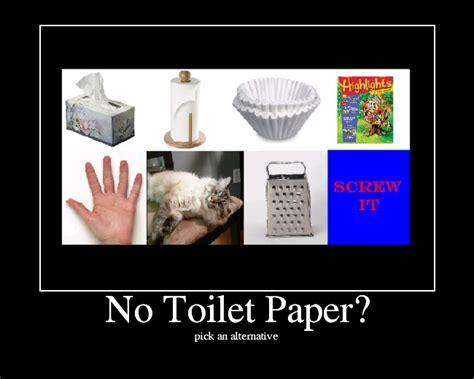 No Toilet Paper Meme - no toilet paper picture ebaum s world