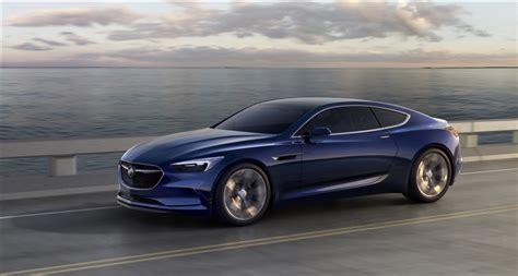 is a buick a car buick avista concept is buick regal gnx gm authority