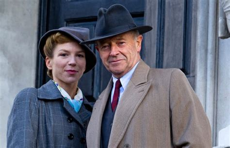 Michael Kitchen And Tv Shows by Michael Kitchen Returns In New Set Of Foyle S War